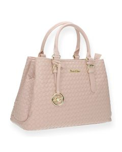 Roze handtas Tess