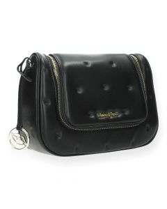 Zwarte crossbody Chantelle