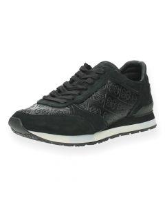 Zwarte sneakers New Glorym