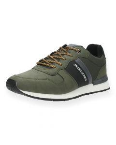 Kaki sneakers Golding