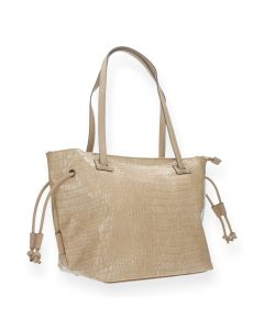 Beige shopper Granata
