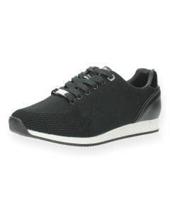 Zwarte sneakers Cato