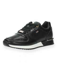 Zwarte sneakers Fleur