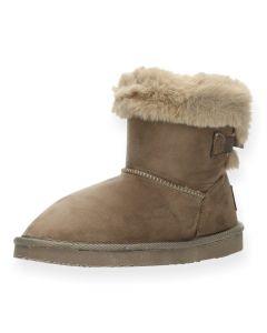 Lichtbruine boots