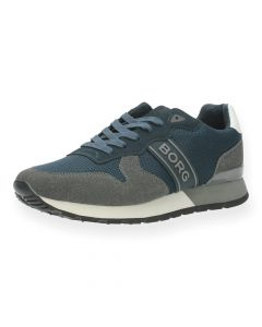 Blauwe sneakers BLK