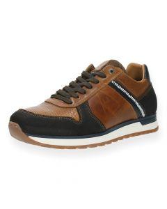 Bruine sneakers Kevan CTR
