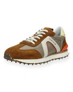 Bruine sneakers Rhome