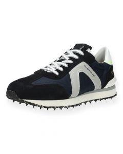 Blauwe sneakers Rhome