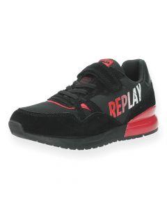 Zwarte sneakers Blazen