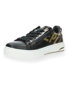 Zwarte sneakers Dyna