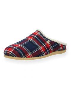 Geruite pantoffels Magadan