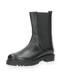 Zwarte beatle boots