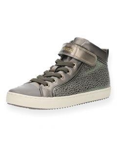 Bronzen sneakers