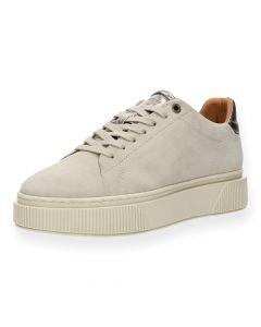Beige sneakers Fuga