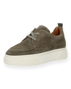 Taupe sneakers Vai
