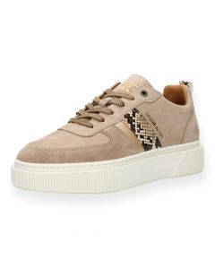 Lichtroze sneakers Panache