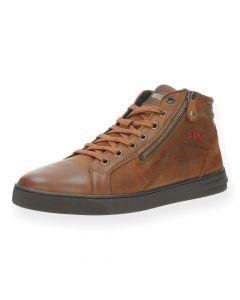Bruine sneakers Alban