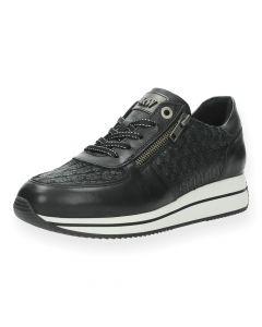 Zwarte sneakers Amara