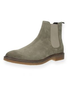 Taupe boots Halloween