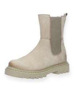 Beige boots Saturnok
