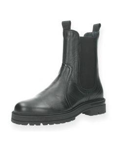 Zwarte boots Faenza 2