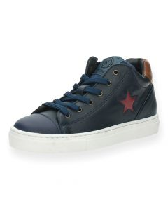 Blauwe sneakers Babu
