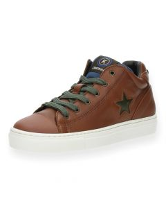 Cognac sneakers Babu