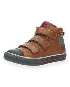 Cognac sneakers Buffy 2