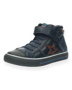 Blauwe sneakers Bale 3