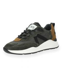 Kaki sneakers Calix A