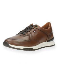 Bruine sneakers Runner Craft