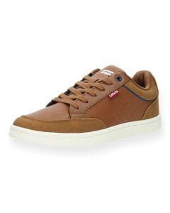 Cognac sneakers Billy 2.0