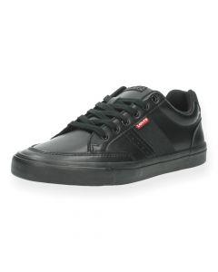 Zwarte sneakers Turner 2.0