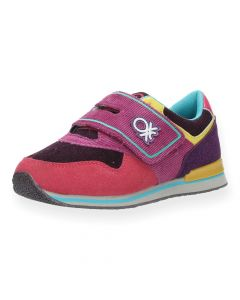 Multicolour sneakers Bumber