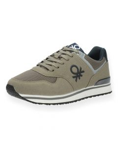 Taupe sneakers Bumber