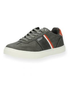 Taupe sneakers College