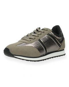 Taupe sneakers Tilt