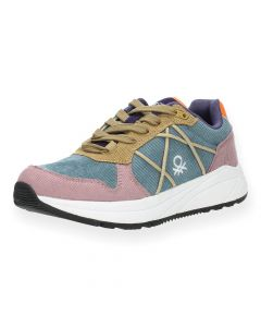 Multicolour sneakers Ascent