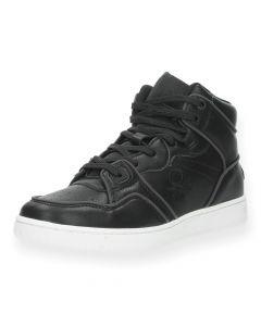 Zwarte sneakers Reflective