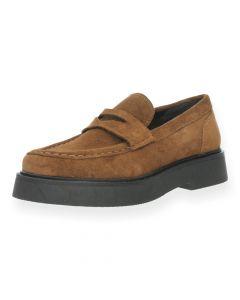 Bruine loafers Milano