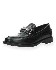 Zwarte loafers Coco John