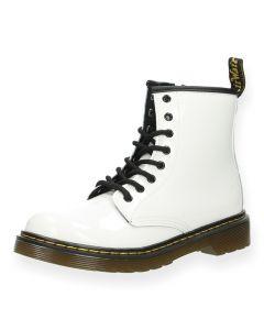 Witte bottines Juniors Lace