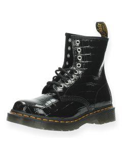Zwarte bottines Eye Boot