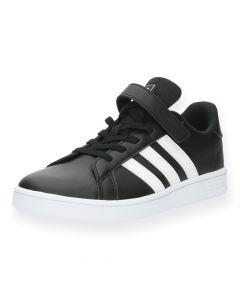 Zwarte sneakers Grand Court C