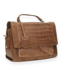 Cognac handtas Citybag