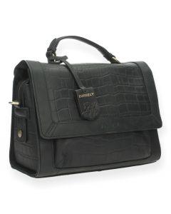 Zwarte handtas Citybag