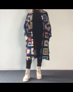 Multicolour jas