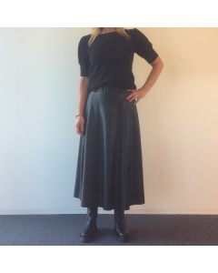 Zwarte rok Simili