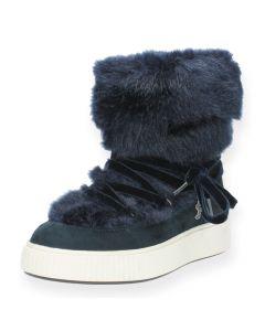 Blauwe boots