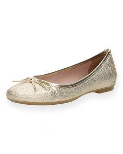 Gouden ballerina's